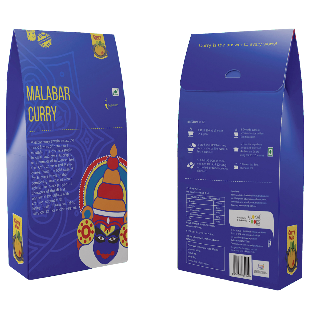 wizdumb-currywale-malabari curry packet