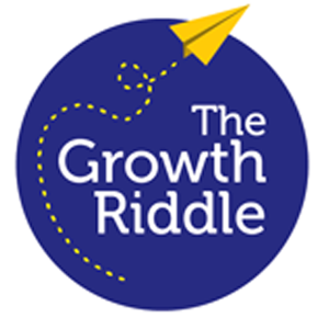 wizdumb-the growth riddle logo